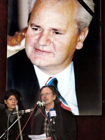 peter handke nobel milosevic